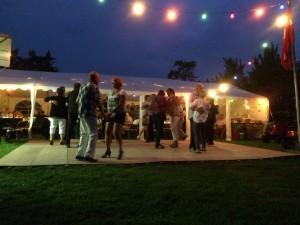 6. Havefest i Køng 29. juli 2016