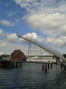 Januar måneds billed Trangravsbroen. Foto Winie Jaaouane