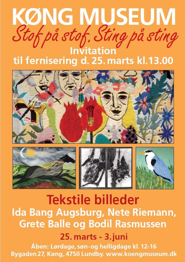 Invitation 25 marts 2018
